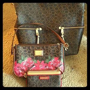 Calvin Klein Bag set
